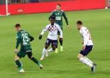 Górnik Zabrze remisuje 1:1 ze Śląskiem Wrocław. Po tym meczu zabrzanie czują wielki niedosyt. Zobaczcie zdjęcia i relację