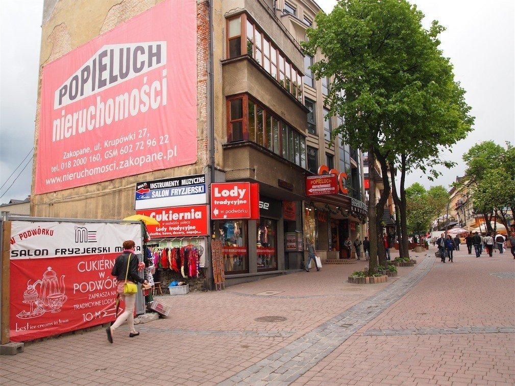 Reklamy W Zakopanem Miasto Wypowiada Wojnę Naszemiastopl