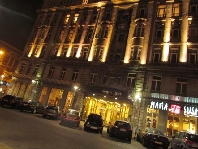 Najwcześniej w 2013 może ruszyć remont hotelu Grand w Łodzi, ...