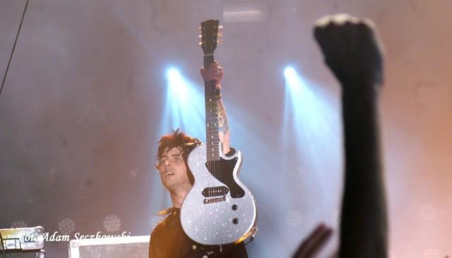 Wokalista Green Day Billie Joe Armstrong