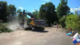 Postęp prac w Podjuchach - budują nowy węzeł przesiadkowy. Zobaczcie zdjęcia