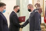 Kaliszanin otrzymał nominację generalską z rąk prezydenta RP. ZDJĘCIA, WIDEO