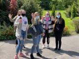 Po 7 miesiącach nauki zdalnej uczniowie wrócili do szkół powiatu inowrocławskiego