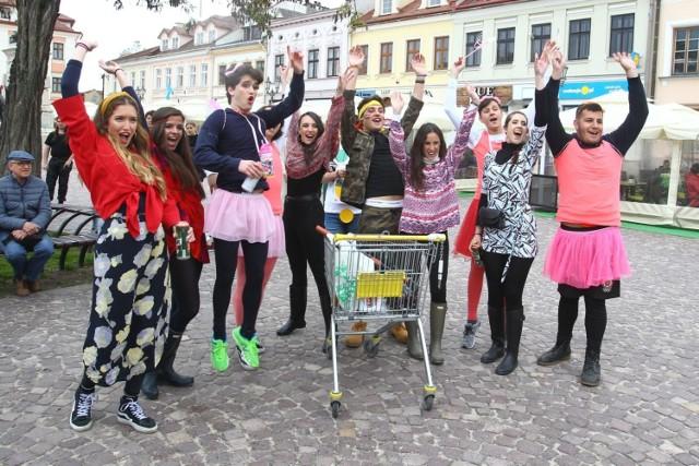 Dokładnie rok temu w Rzeszowie odbywały się koncerty. Studenci bawili się na całego.