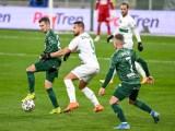 Śląsk Wrocław - Lechia Gdańsk 10.04.2021 r. Biało-zieloni zagrają we Wrocławiu kolejny finał. Trwa walka o ligowe podium