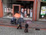 Zalane ulice w Bytomiu. Rozlewisko przy Plejadzie