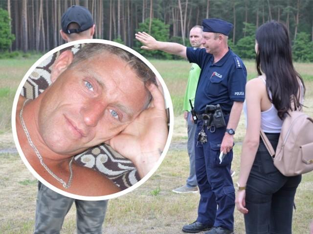 Poszukiwania zaginionego Sebastiana Spirewskiego z Grudziądza