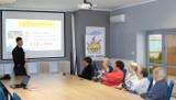 Straż w Chodzieży prowadziła zajęcia o bezpieczeństwie w Centrum Aktywności Seniora