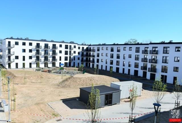 201 mieszkań w ramach programu Mieszkanie Plus czeka na w Dębicy najemców