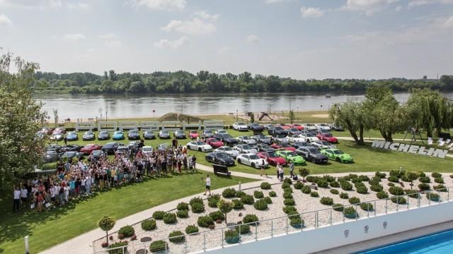 Porsche Parade po raz ósmy w Polsce! Sportowe samochody będzie można zobaczyć w Sopocie już w sobotę, 21.08.2021 r.