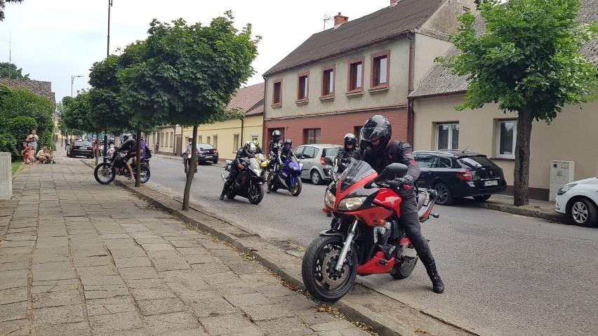 II Zjazd Motocyklowy Drogowych Poetów w Stawiszynie