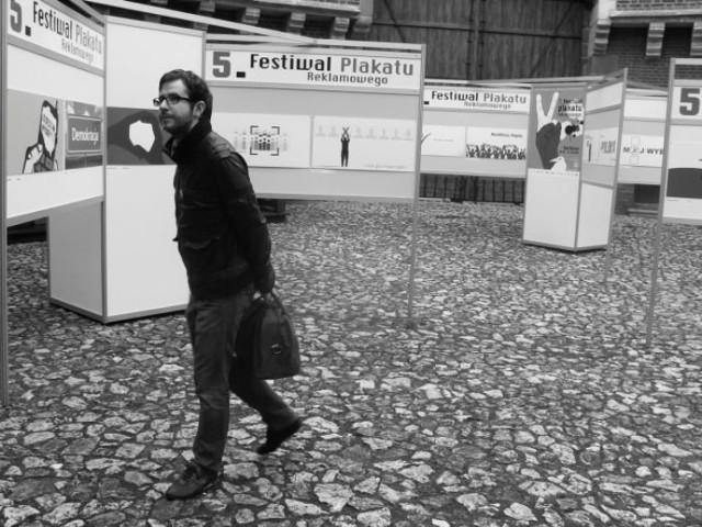 Przez pięć lat w Krakowie odbywał się Festiwal Plakatu ...