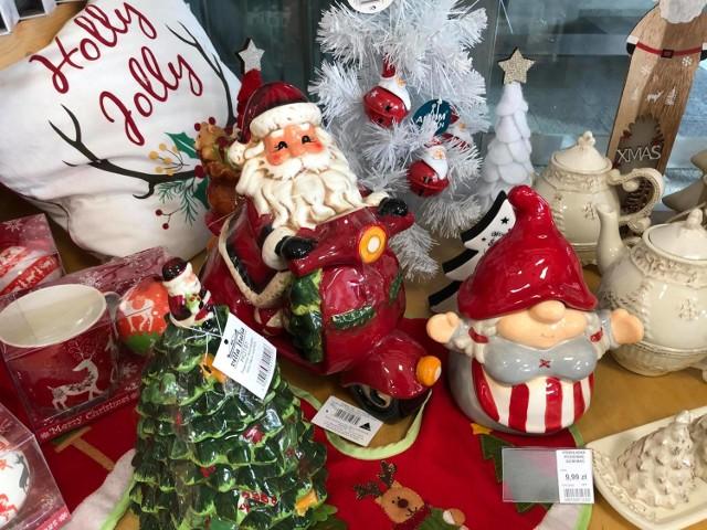 Święta zagościły na dobre w śremskich marketach
