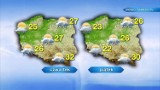 Pogoda na środę, 23 czerwca. Jeszcze trzy dni upałów. W weekend minimalne ochłodzenie