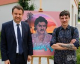 Będzie mural Krzysztofa Krawczyka w Opolu. Projekt Bruno Neuhamera ma być gotowy do września [ZDJĘCIA]