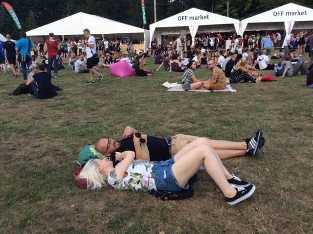 Off Festival rozpoczęty
