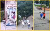 Mieszkańcy i turyści przyłapani przez kamery miejskie w Ciechocinku część 2! Sprawdź, czy nie ma Cię na zdjęciach! [zdjęcia]