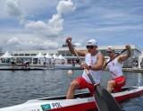 Kanadyjkarz Wiktor Głazunow z AZS AWF Gorzów popłynął w finale igrzysk olimpijskich w Tokio
