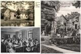 Dawne Janowice Wielkie i zamek Bolczów na fotografiach z okresu I i II wojny światowej. Tak wyglądało Jannowitz i Bolzenschloss