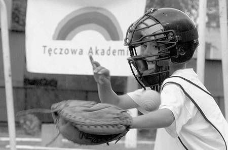 Na zakończenie Ligi z dzieci biorących udział w zajęciach utworzono drużyny, które rozegrały mecze finałowe. Foto: DP