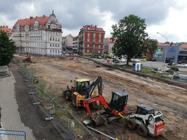 Zmiany na budowie obwodnicy Wałbrzycha