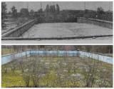 Basen w Kostrzynie popada w ruinę. Kiedyś to była perełka z podgrzewaną wodą! W jego budowę włożono dużo trudu