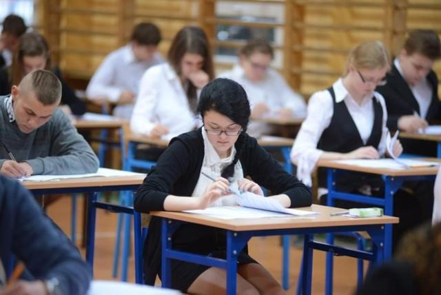 Test gimnazjalny 2014. W piątek egzaminy językowe