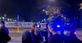Kibice oklaskiwali kobiety podczas protestu w Gliwicach! Polska Kibolska za wyborem. Zobacz WIDEO