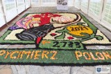Kwietny dywan Spycimierza w światowym projekcie ZDJĘCIA