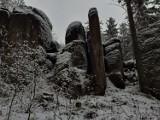 Zimowa wyprawa do rezerwatu przyrody Głazy Krasnoludków - propozycja nie tylko na weekend