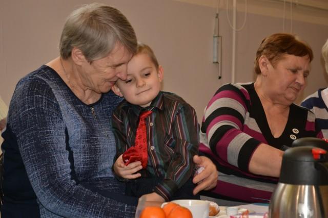 Dzień babci dziadka w Przedszkolu Miejskim im. Jacka i Agatki w Człuchowie