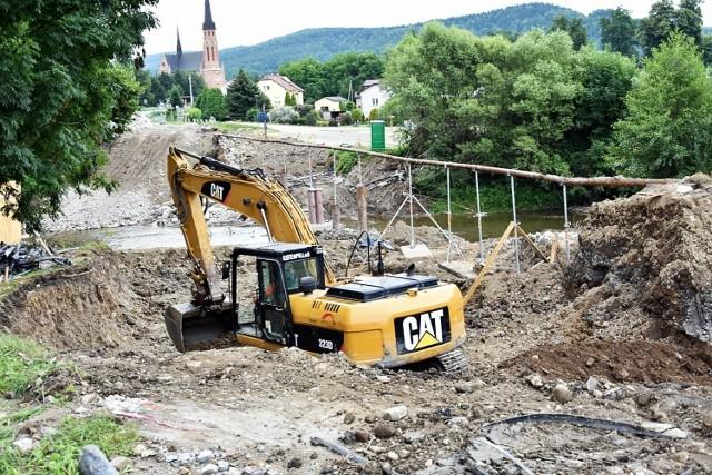 Blisko 10 milionów złotych będą kosztować dwa mosty, którymi będziemy się niedługo ciszyć na terenie powiatu gorlickiego