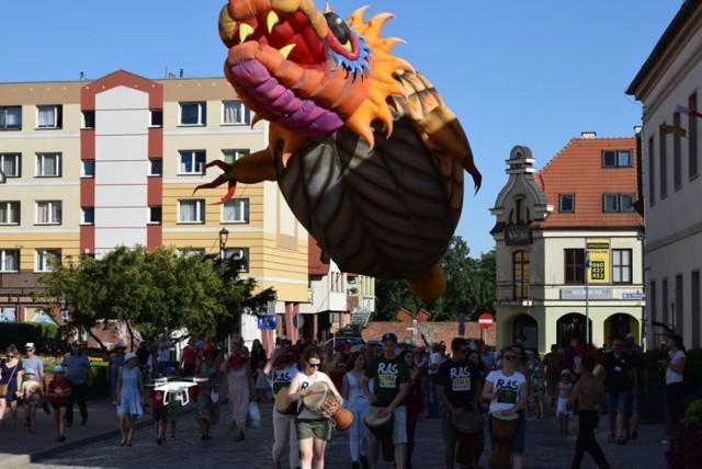 50 urodziny Muzy! Zobaczcie smoka na lubińskim rynku!