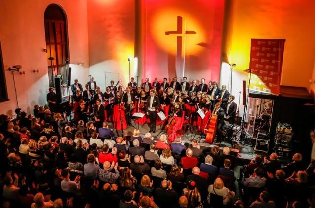 Koncert kolęd w wykonaniu Cappelli Gedanensis w Kościele Zielonoświątkowym w Gdańsku (6.01.2020)