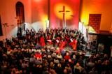 Koncert kolęd w wykonaniu Cappelli Gedanensis w Kościele Zielonoświątkowym w Gdańsku [zdjęcia]