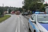 Lubliniec, Olszyna: dwa niedzielne wypadki, w których ucierpiały dzieci. Sprawca jednego uciekł z miejsca zdarzenia [ZDJĘCIA]