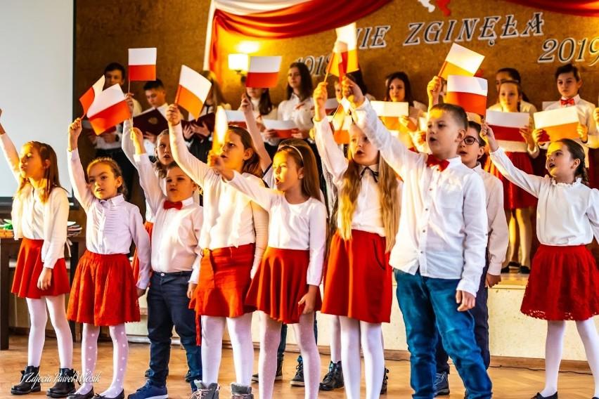 Koncert patriotyczny w Gorzupi