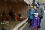W Miastku trwa Kiermasz Świąteczny. Czas na zakupy jest do godz. 16.00 (19 grudnia 2020r.)