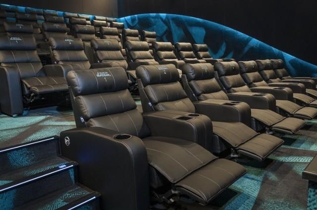 W kinie Helios w centrum handlowym Karolinka w Opolu ma być sześć sal, w tym dwie w standardzie Dream