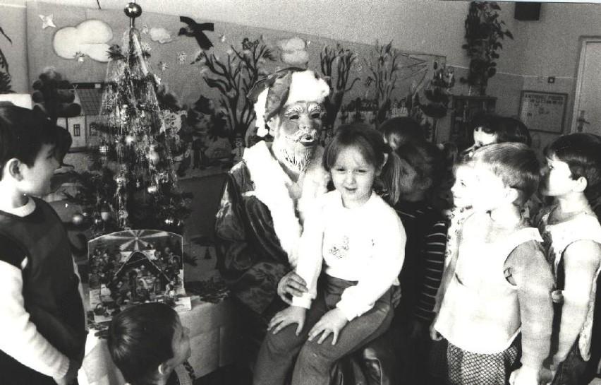 Zobaczcie, jak wyglądały święta Bożego Narodzenia w latach...
