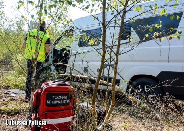 Krośnieńscy policjanci zatrzymali trzech mężczyzn, odpowiedzialnych za kradzież busów z Niemiec.