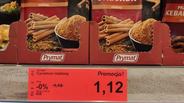 Śmieszne promocje w sklepach w Piotrkowie: taniej o kilka groszy lub... wcale