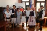 Lębork powitał regionalne zespoły kraju i zagranicy, które występują podczas Lęborskich Dni Jakubowych