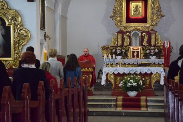Msze święte w Zielone Świątki w Pruszczu już bez limitu wiernych