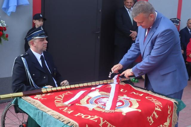 Ochotnicza Straż Pożarna w Rudzie istnieje już wiek cały