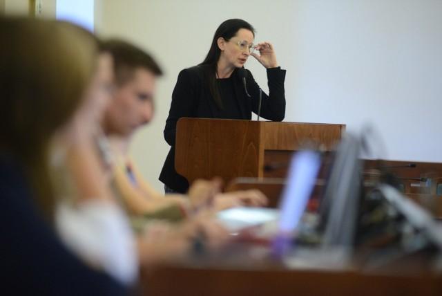 Obrady Młodzieżowej Rady Miasta Poznania