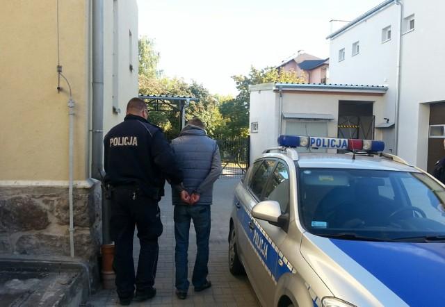 Policjanci z nowomiejskiej komendy - mają na koncie liczne sukcesy w walce z przestępczością