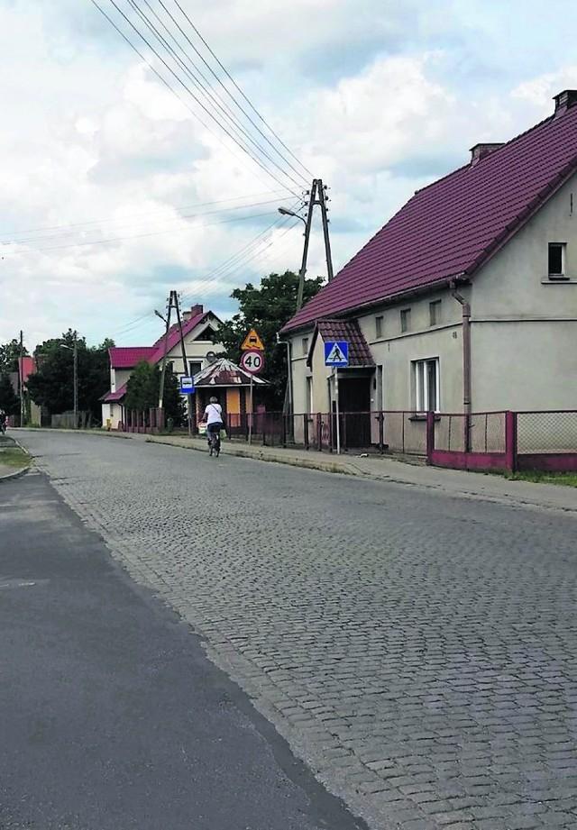 Mieszkańcy domów wzdłuż ul. II Armii Wojska Polskiego w Chocianowie doczekają się upragnionego remontu