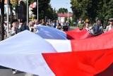 Święto Wojska Polskiego w Sieradzu. Było patriotycznie, dostojnie i uroczyście - ZDJĘCIA