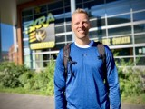 Szwedzki siatkarz Marcus Nilsson będzie trenował przez najbliższe dwa tygodnie z PGE Skrą Bełchatów